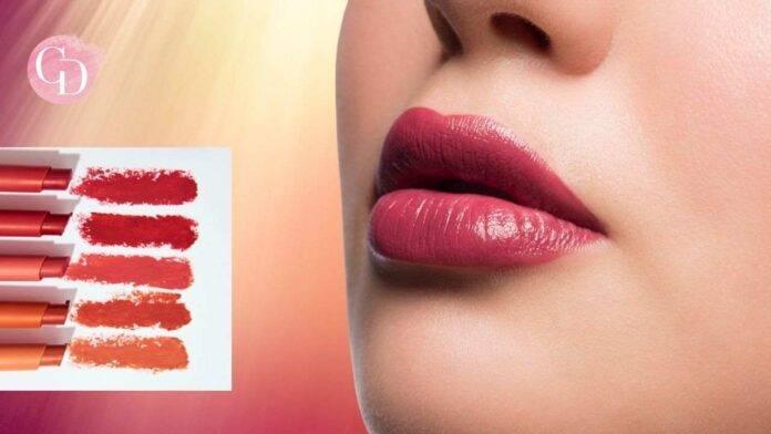 makeup labbra evidenza