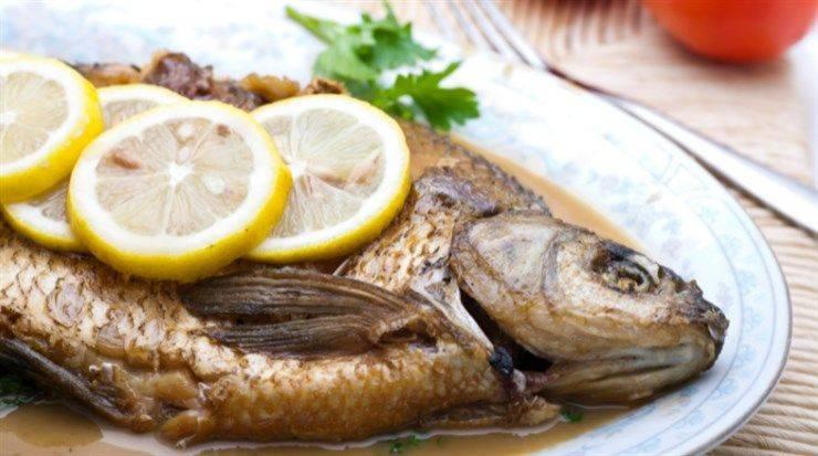 trucchi pesce al forno