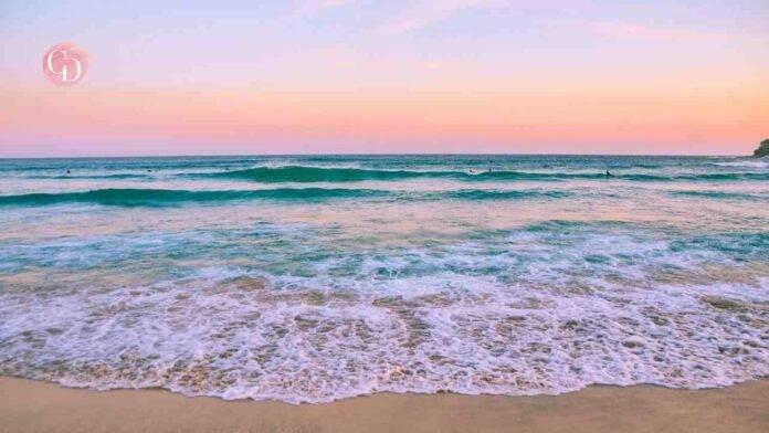 sognare la spiaggia
