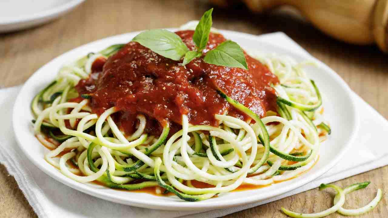 Hai mai provato questi spaghetti speciali? Sono dietetici e super golosi