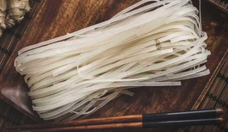 spaghetti mung