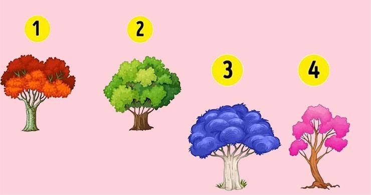 test psicologico albero