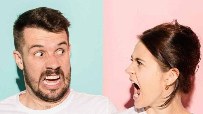 litigi più comuni con il partner