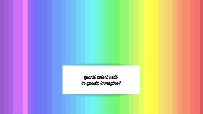 test cervello e colori