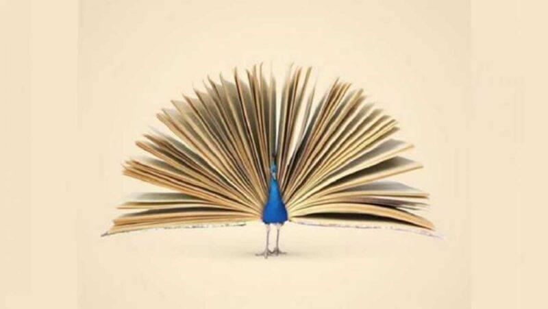 test libro pavone