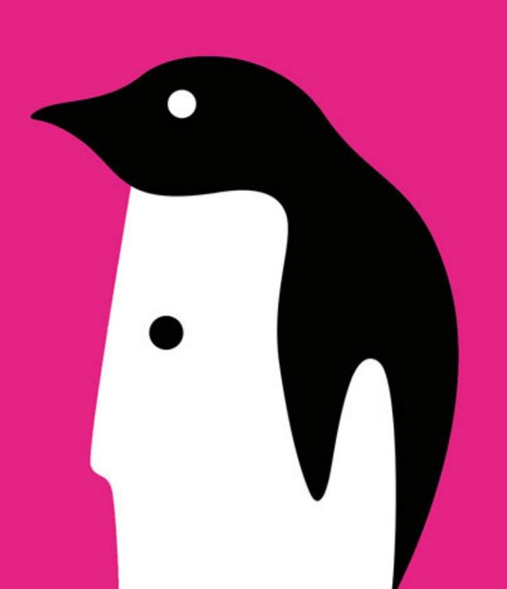 test immagine pinguino