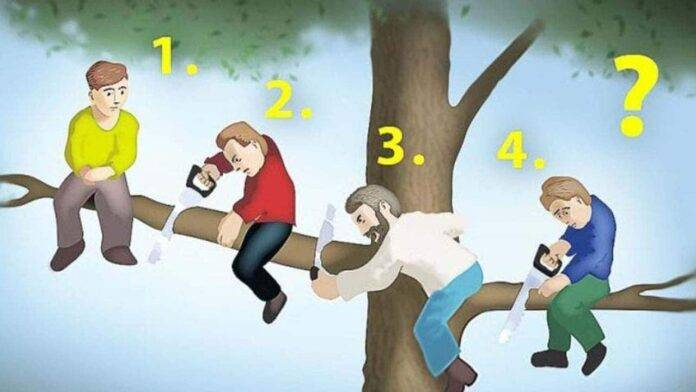 test logica albero