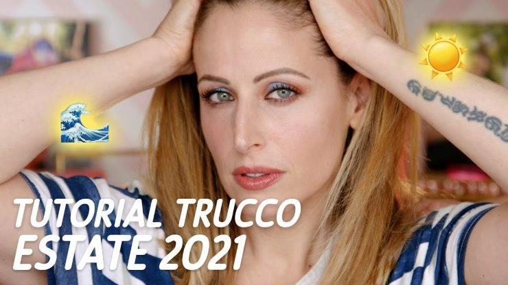 Trucco estivo di Clio makeup