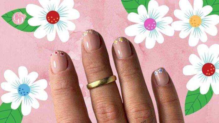 unghie micro decorazioni