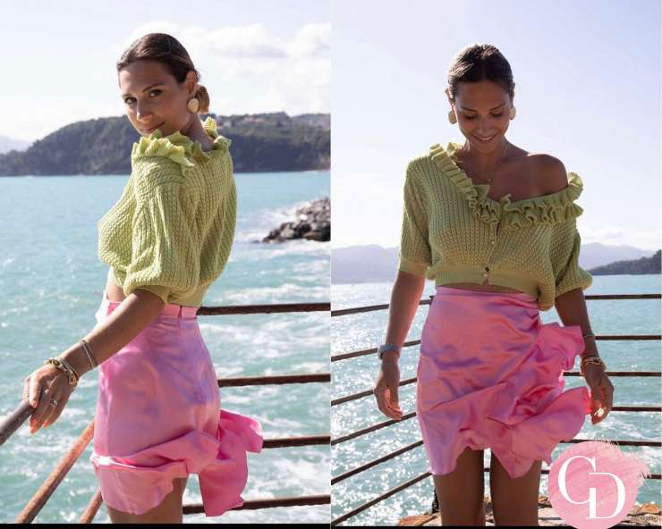 Beatrice Valli look