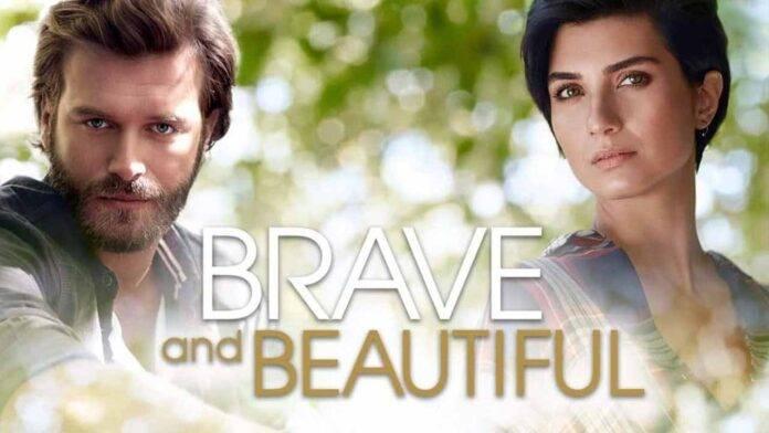 brave and beautiful logo