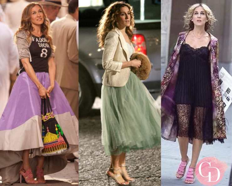 Carrie outfit