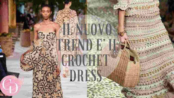 Trend Crochet dress