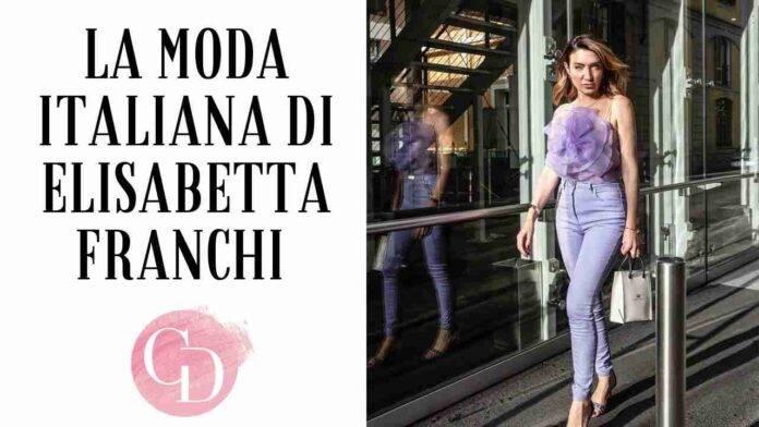 Moda Italiana di Elisabetta Franchi