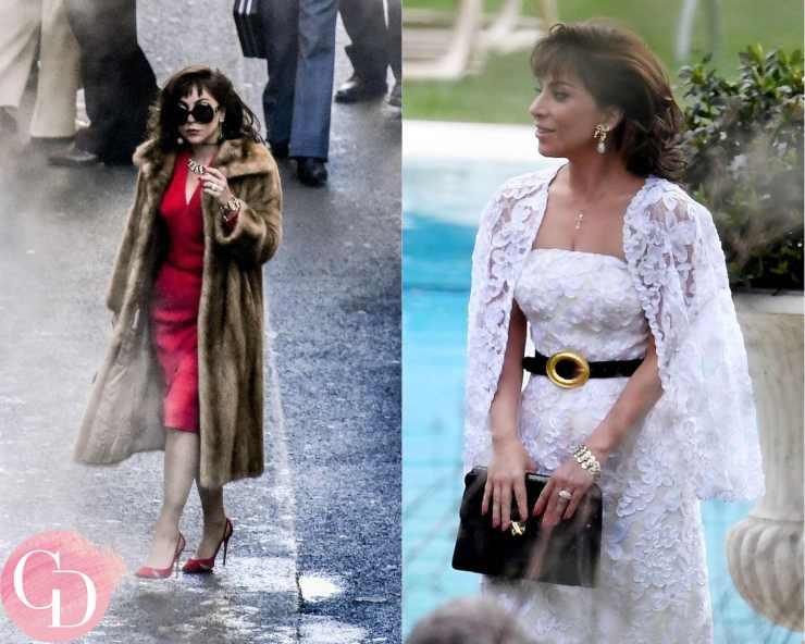 Lady Gaga House of Gucci