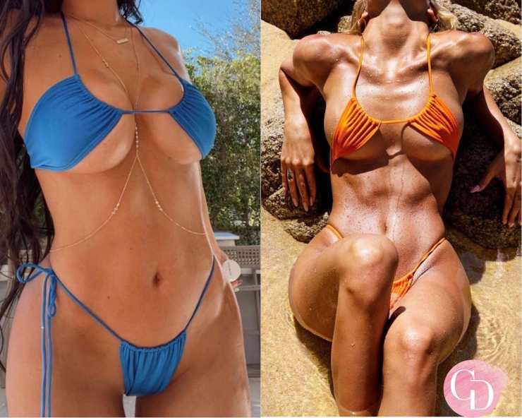 bikini al contrario
