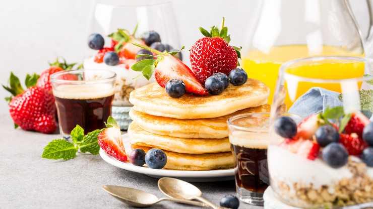 colazione estiva