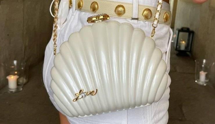 borsa conchiglia chanel