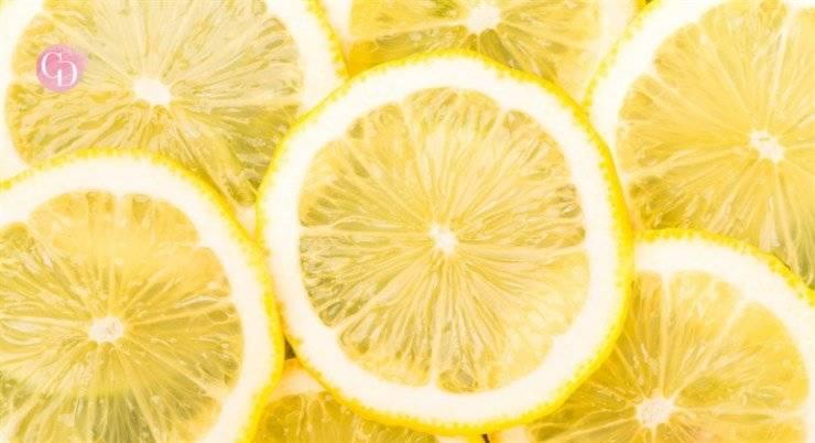 conservare limoni tagliati