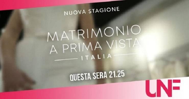logo matrimonio a prima vista italia 7