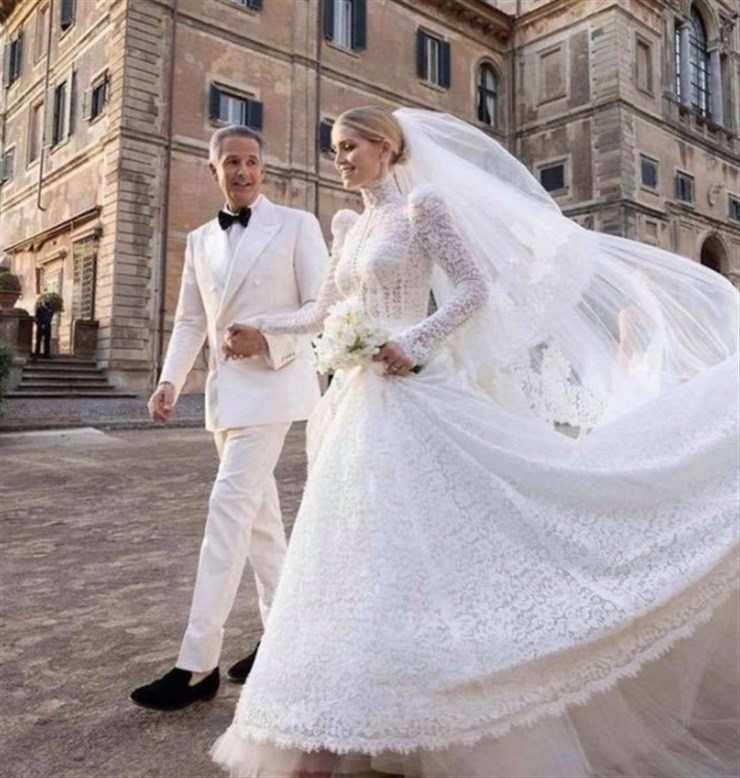 matrimonio della nipote di lady diana