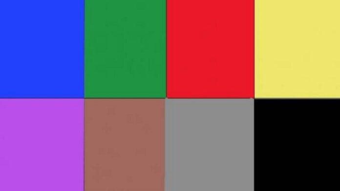 test dei colori di Max Lüscher