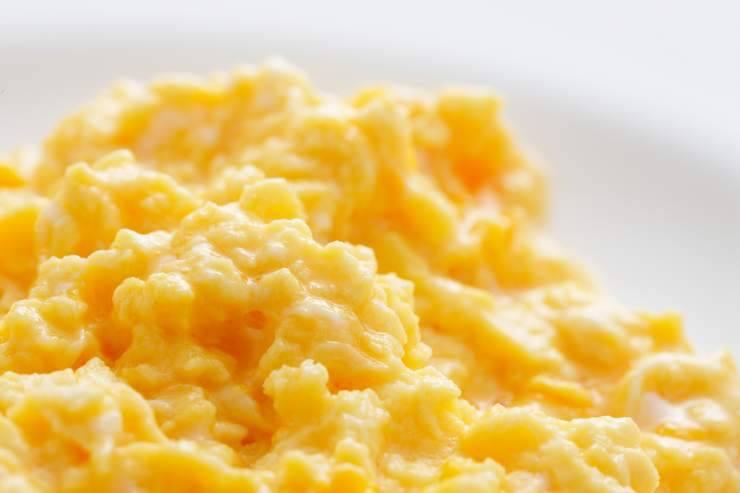 uova strapazzate