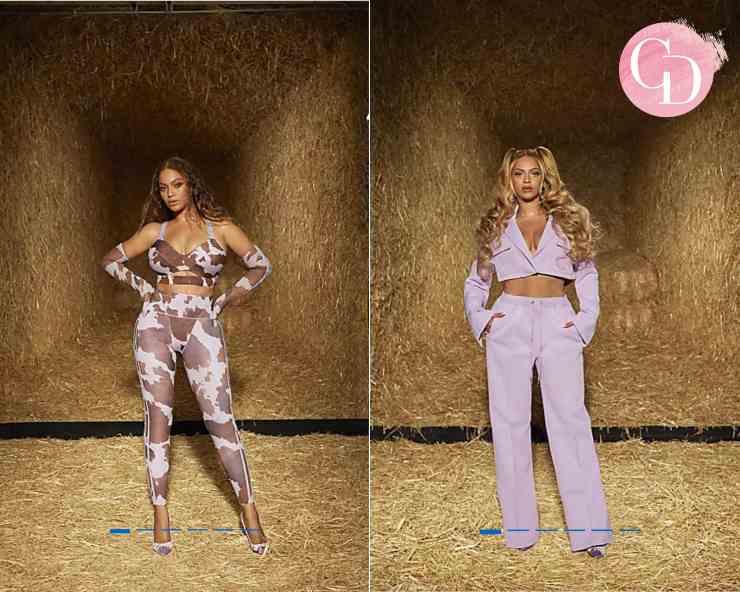 Beyoncé per Adidas