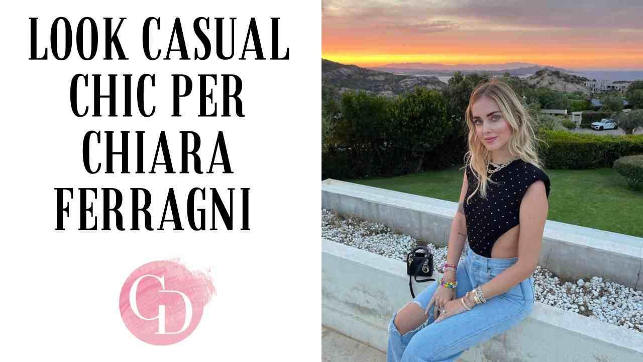 Chiara Ferragni è a Porto Cervo! Quale sarà il suo look estivo?
