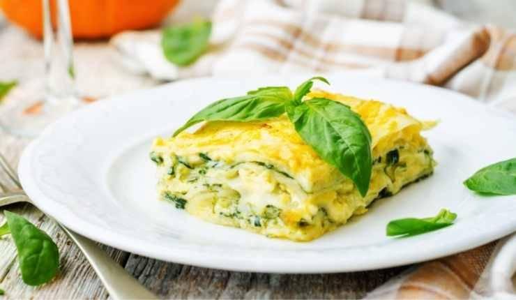 lasagna zucchine