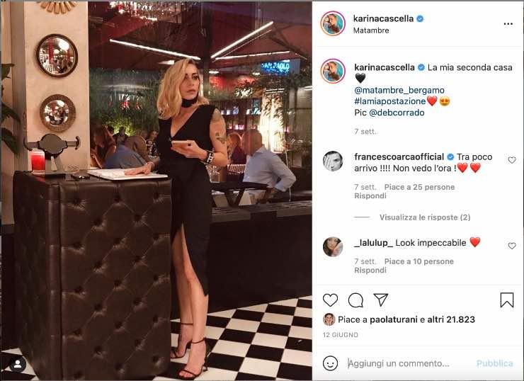 Karina Kascella ristorante