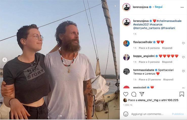 Jovanotti Instagram