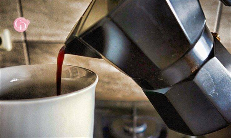riciclare caffè avanzato