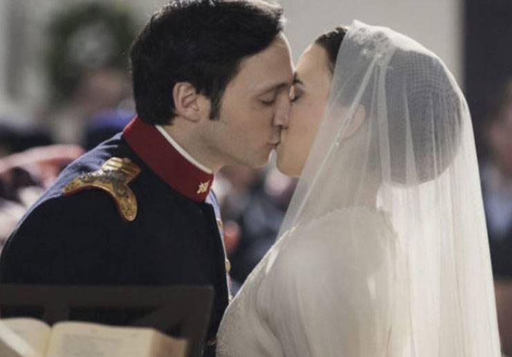 matrimonio camino e ildefonso
