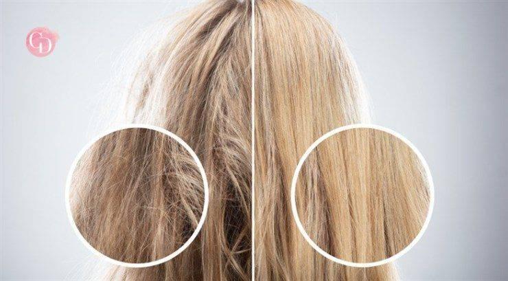 errori olio secco capelli