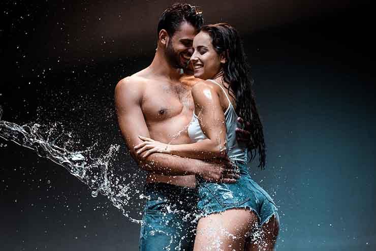 idratazione e desiderio sessuale