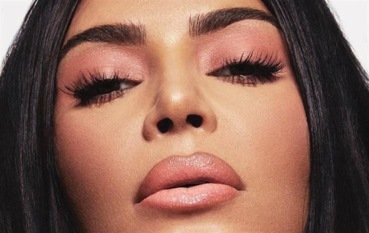 labbra rosa kim kardashian