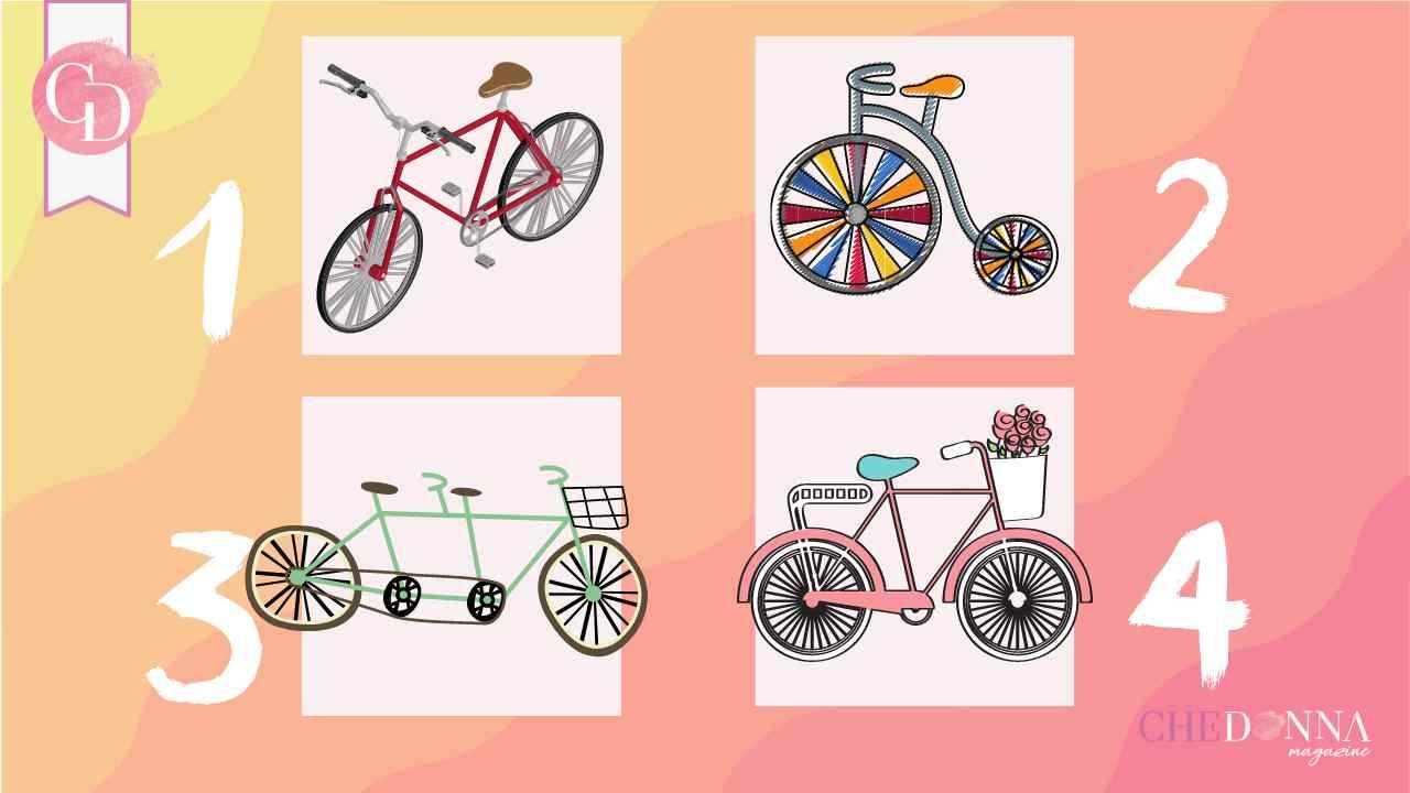 test della bicicletta