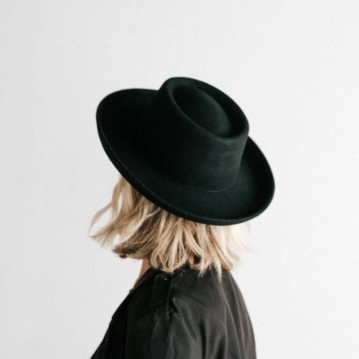 Cappello francese autunnale.