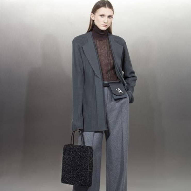 Cintura con borsello integrato di Anteprima.