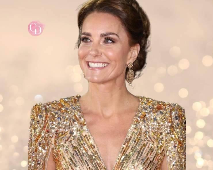 Kate Middleton prima 007