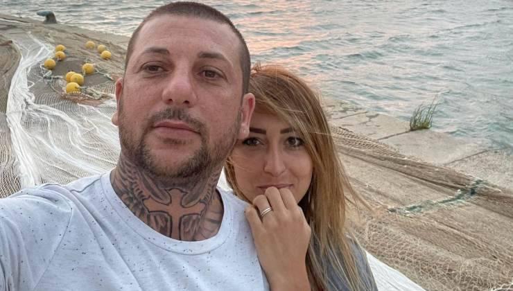 Martina Ospedaletti e Francesco Muzzi