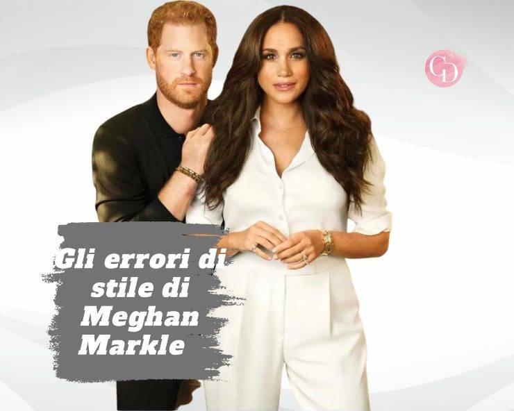 Meghan Markle Look