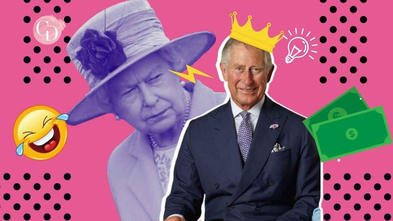 Regina Elisabetta furiosa