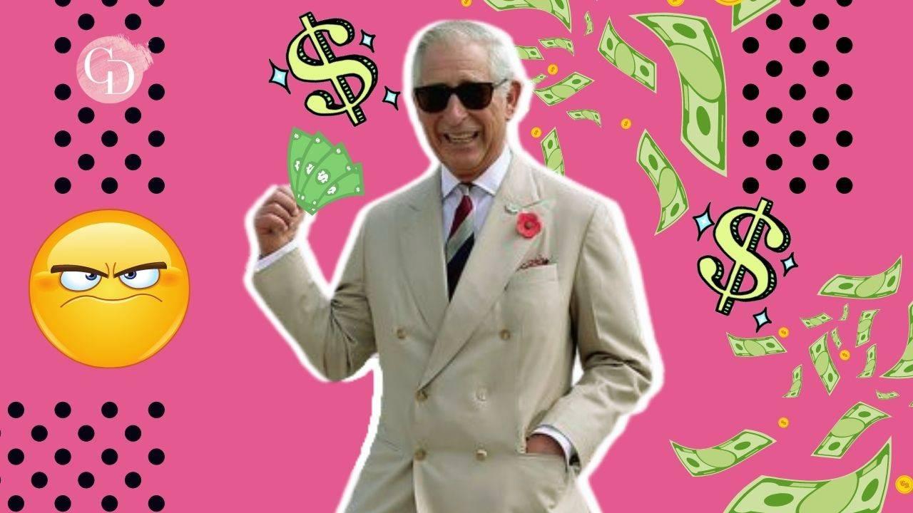 Principe Carlo soldi