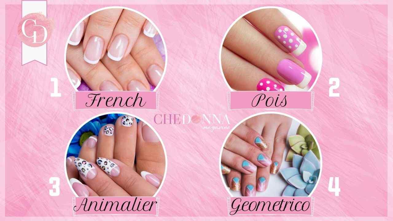 Test nail art
