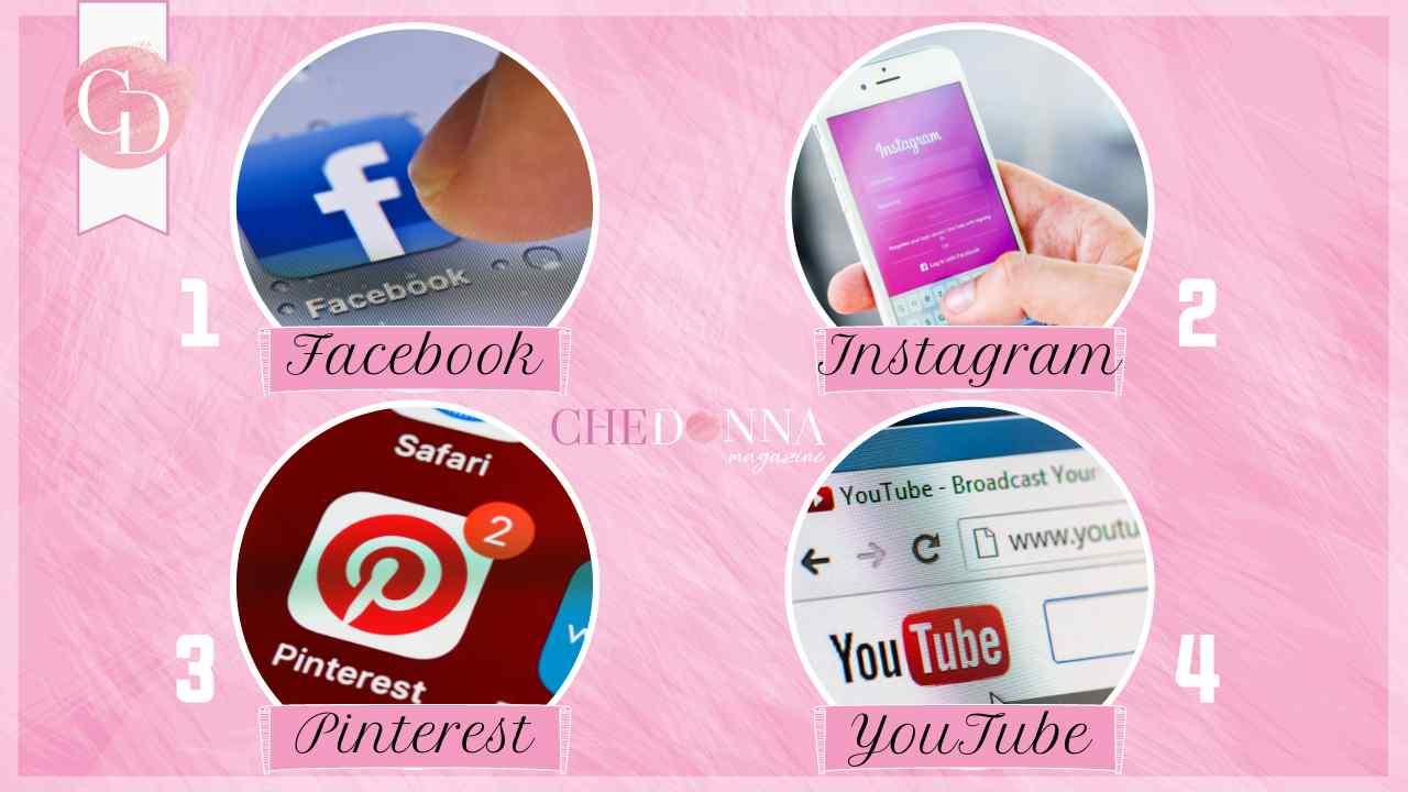 Test dei social network: il tuo preferito rivela chi sei