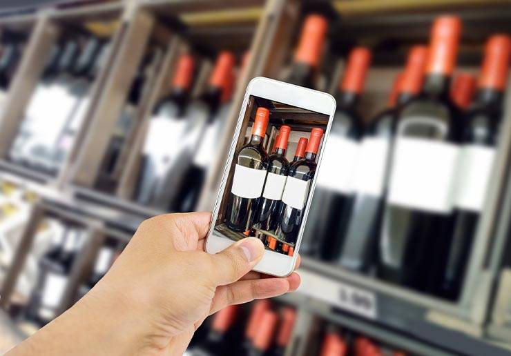 app per il vino
