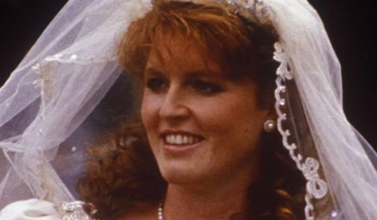 Sarah Ferguson ex moglie principe andrea
