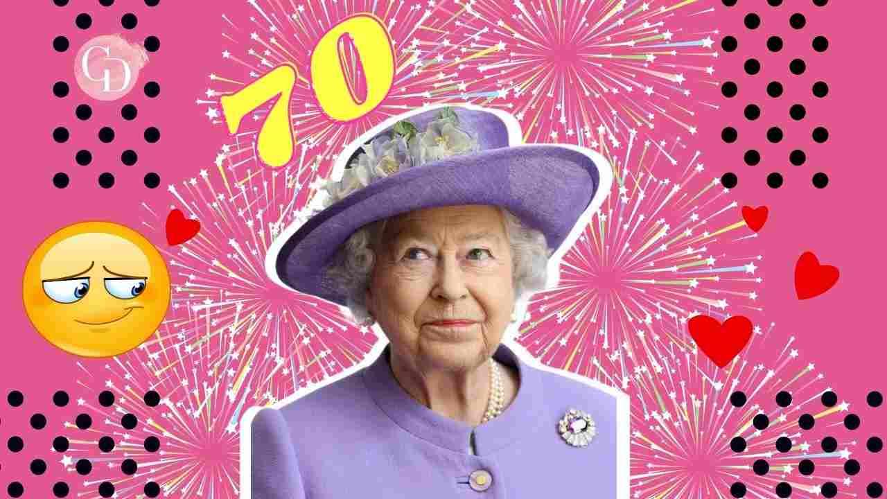 giubileo 70 regina elisabetta